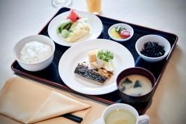 Enjoy Japanese Breakfast Onboard Princess Cruises