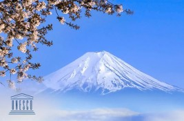 Be dazzled by the panoramic views of Japan's iconic Mount Fuji